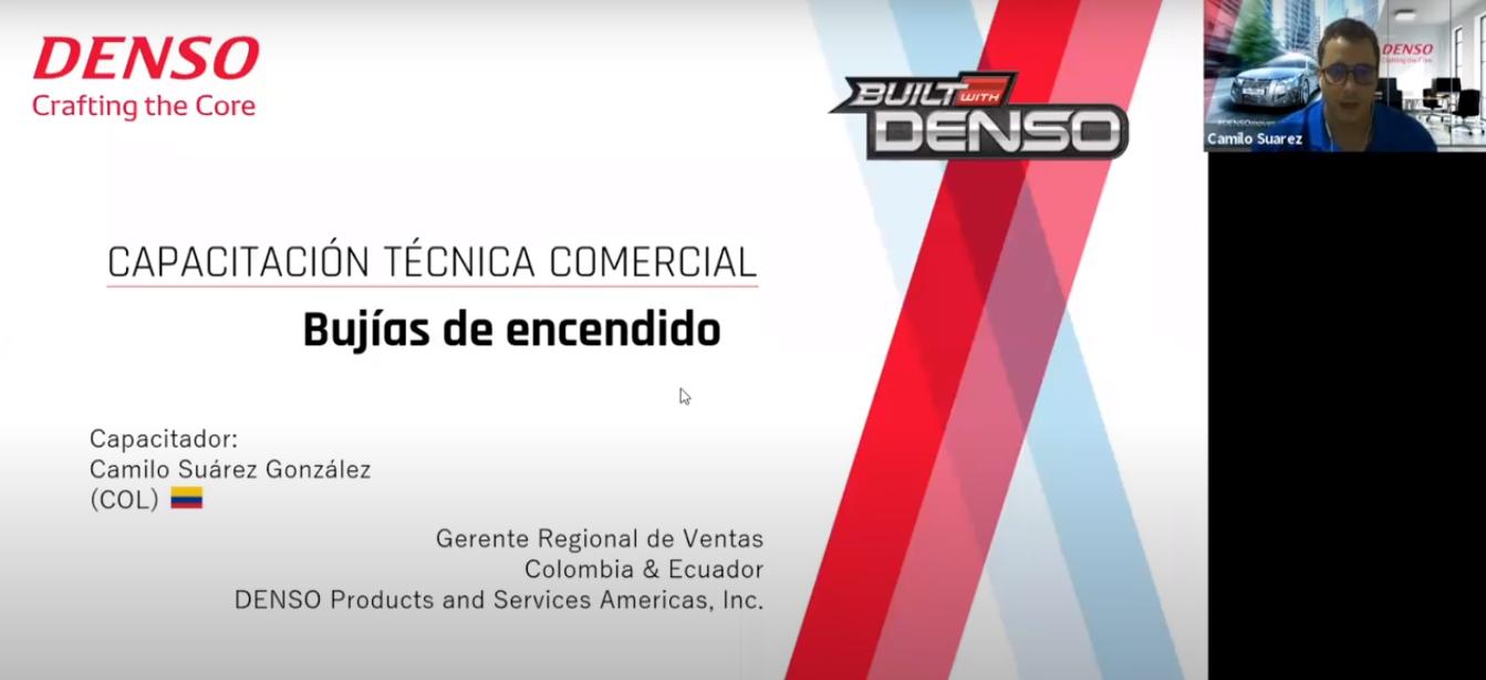 CANIDRA CONTINÚA PROMOVIENDO LA FORMACIÓN ESPECIALIZADA EN EL SECTOR AUTOPARTISTA VENEZOLANO